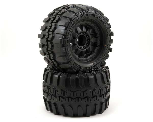 "Pro-Line Interco TSL SX Super Swamper 3.8"" Tire 17mm 1/2"" Offset (Black)"