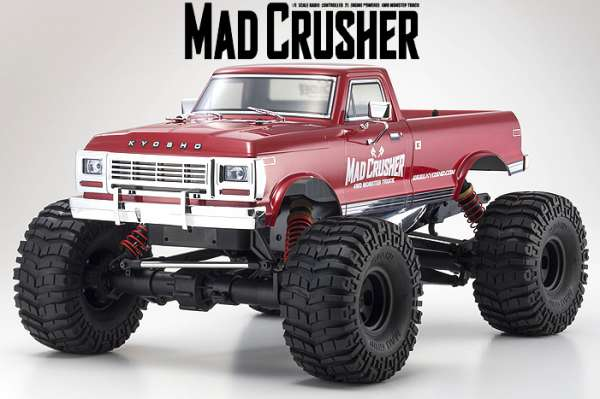 Kyosho Mad Crusher GP-MT 4WD Readyset