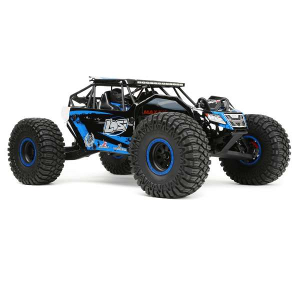 LOSI 1/10 Rock Rey 4WD Brushless RTR with AVC