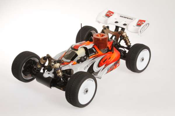 Serpent Cobra Buggy RTR 1/8 GP 4WD
