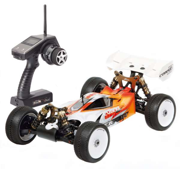 Serpent Cobra 811 Buggy Be-RTR 1/8 EP