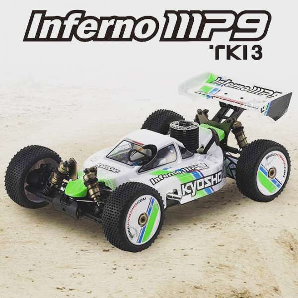 Kyosho Inferno MP9 TKi3 RTR